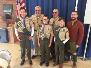 Bishops Diner For Scouting Endwell UMC March 24, 2019